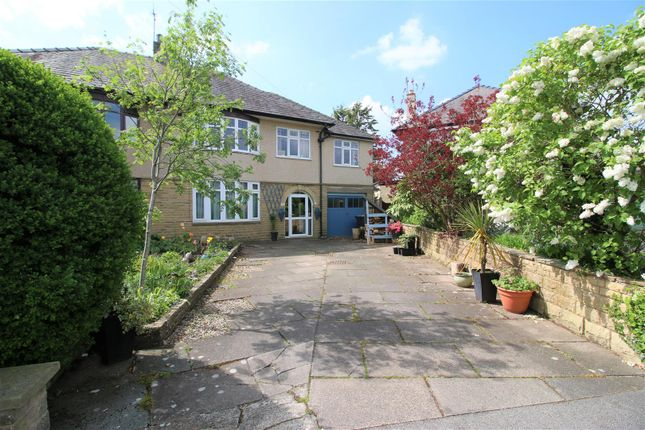 Thumbnail Semi-detached house for sale in Yealand Drive, Lancaster