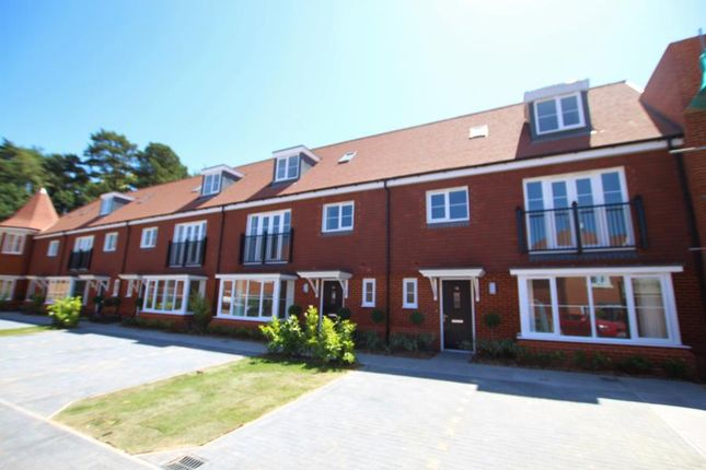 Thumbnail Terraced house to rent in Swallowtail Grove, Frimley, Camberley