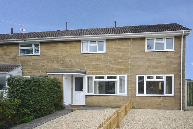 2 bed terraced house to rent in Marwin Close, Martock TA12