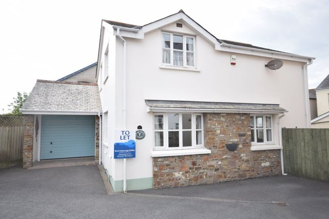 Thumbnail Property to rent in Burrough Road, Northam, Devon