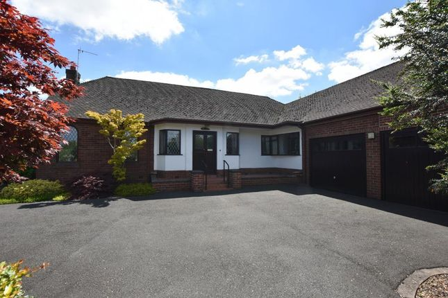 Thumbnail Bungalow for sale in Littlemoor Road, Clitheroe