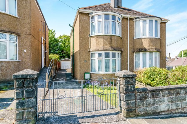 Thumbnail Semi-detached house for sale in Greendale Road, Beacon Park, Plymouth
