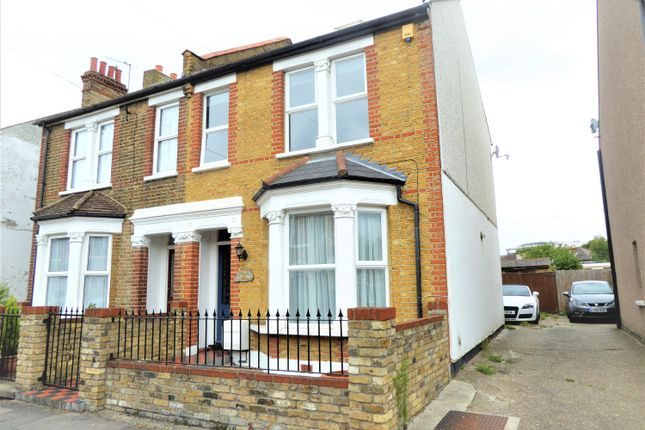 Thumbnail Semi-detached house to rent in Oaklands Road, South Bexleyheath, Kent