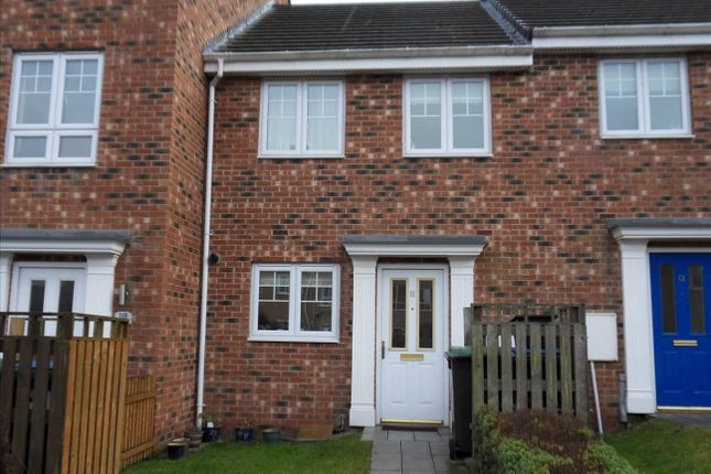 Thumbnail Terraced house to rent in Generation Place, Consett