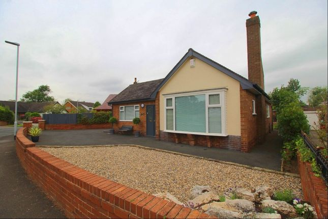 Thumbnail Bungalow for sale in Moreton Drive, Poulton-Le-Fylde