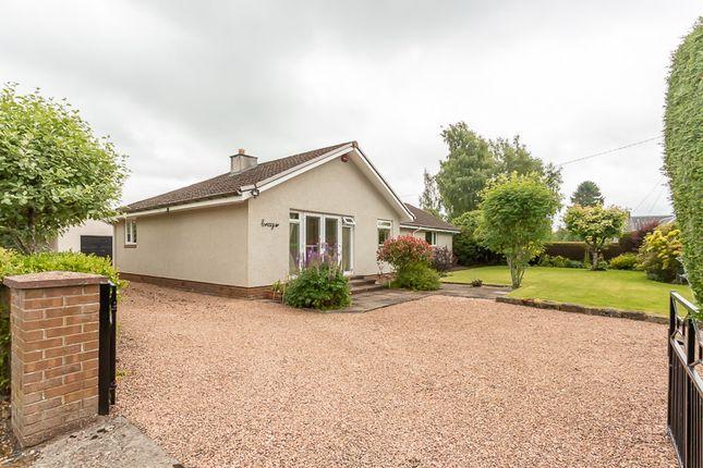 Thumbnail Detached bungalow for sale in Woodlands Road, Rosemount, Blairgowrie
