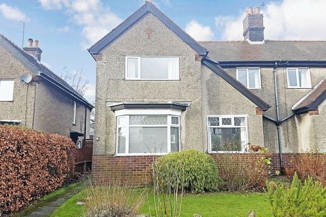 Thumbnail Semi-detached house to rent in Exeter Avenue, Lancaster