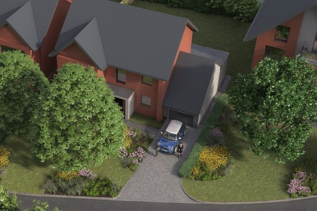 Thumbnail Detached house for sale in Hafod Park, Hafod Road, Hereford
