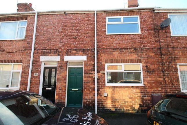 Thumbnail Terraced house to rent in Albert Street, Grange Villa, Chester Le Street