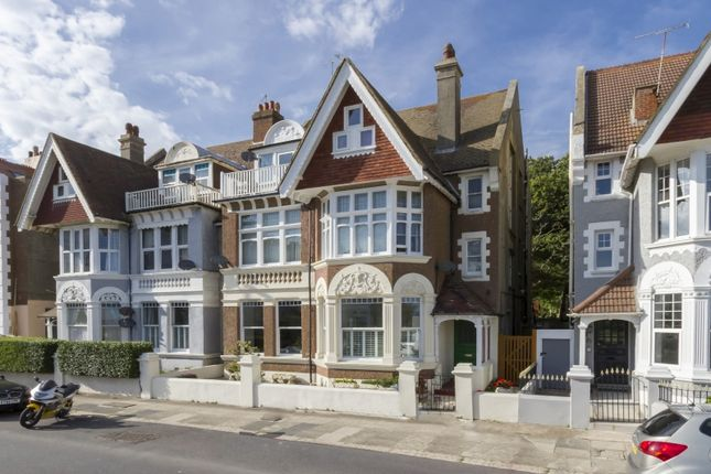 Thumbnail Flat for sale in Grosvenor Crescent, St. Leonards-On-Sea, East Sussex.