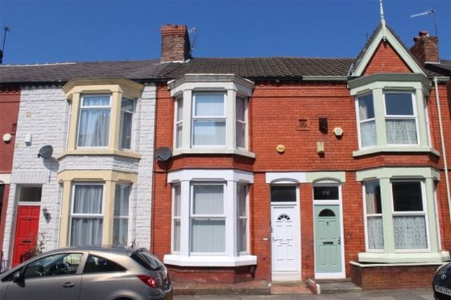 Thumbnail Property to rent in Blythswood Street, Aigburth, Liverpool