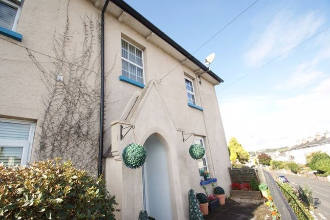 3 bed semi-detached house to rent in Torquay Road, Newton Abbot TQ12