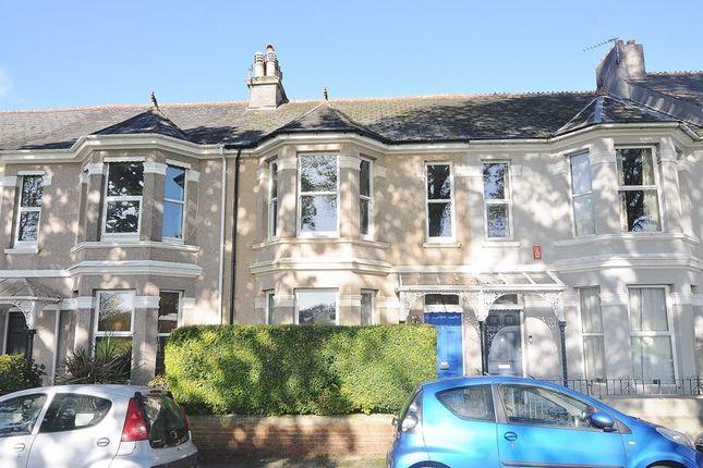 Thumbnail Terraced house for sale in Devon Terrace, Mutley, Plymouth