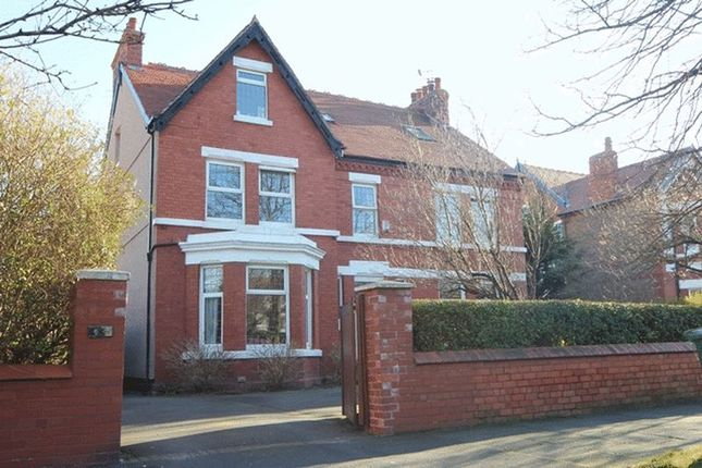 Thumbnail Detached house for sale in Meols Drive, Hoylake, Wirral