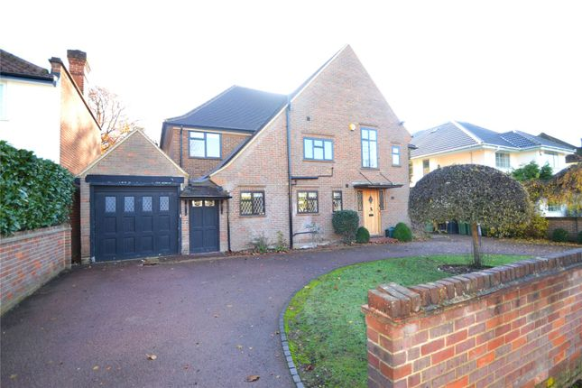 Thumbnail Detached house for sale in Langley Way, Watford