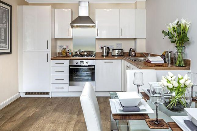 Thumbnail Flat for sale in City Island Way, London