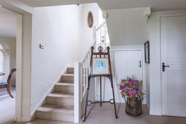 Entrance Hallway of White Cottage, Kirk Langley, Ashbourne DE6
