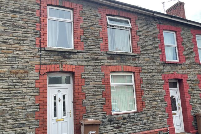 Thumbnail Terraced house for sale in James Street, Trethomas, Caerphilly