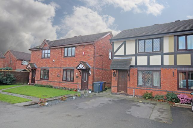2 bed semi-detached house to rent in Seymour Avenue, Burton-On-Trent