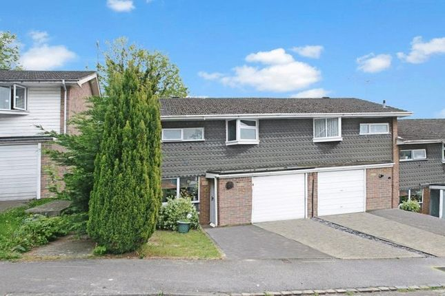 Thumbnail End terrace house for sale in Elder Close, High Wycombe