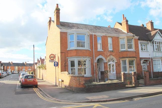 Thumbnail End terrace house for sale in Laburnum Cottages, Grove Road, Stratford-Upon-Avon