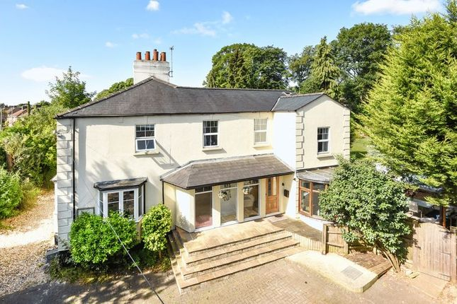 Thumbnail Detached house for sale in Kennington Road, Kennington, Oxford