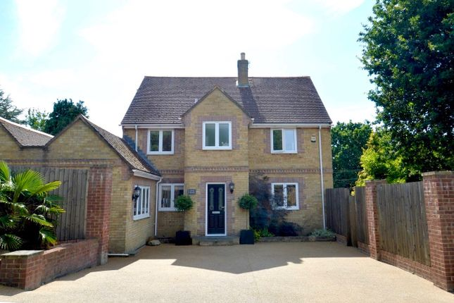 Thumbnail Detached house for sale in Firestone Copse Road, Wootton Bridge