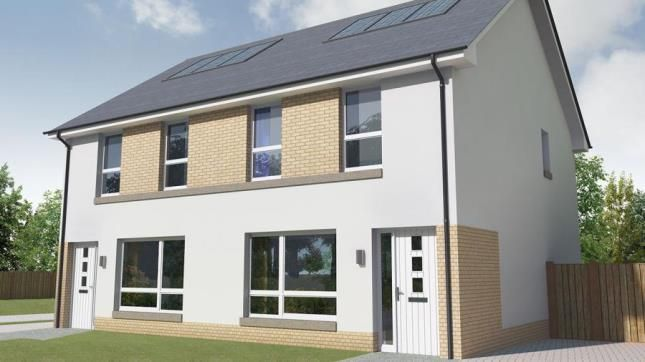 Thumbnail Semi-detached house for sale in Cathkin View, Ardencraig Road, Glasgow