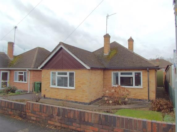 Thumbnail Bungalow for sale in Crowhurst Drive, Braunstone Town, Leicester, Leicestershire