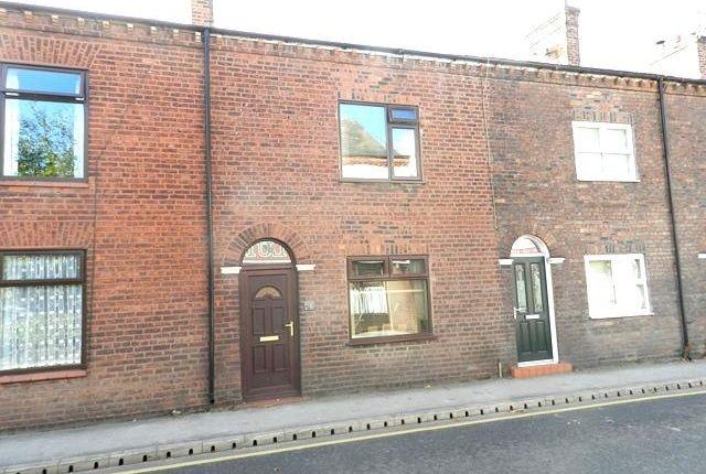 Thumbnail Terraced house to rent in Common Lane, Culcheth, Warrington