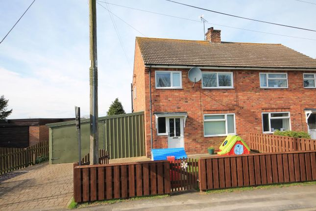 3 bed semi-detached house for sale in Thormanby, York