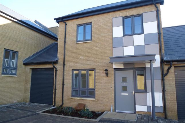 Thumbnail Link-detached house to rent in Kirtley Way, Ashford