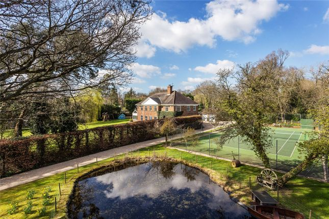 Thumbnail Detached house for sale in Sunhill Lane, Blindley Heath, Lingfield, Surrey