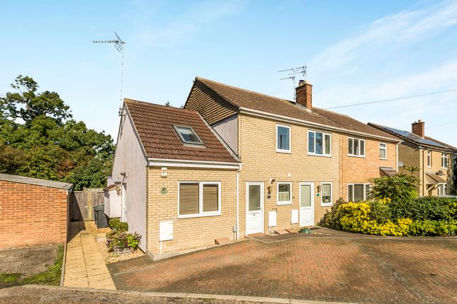 Thumbnail Maisonette for sale in Macaulay Avenue, Great Shelford, Cambridge