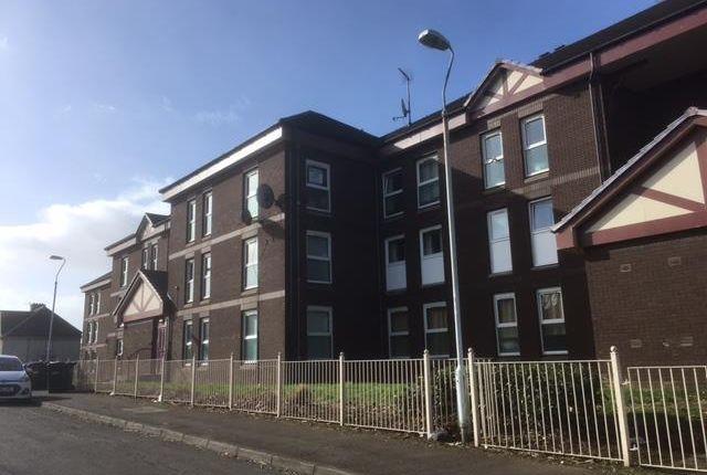 Thumbnail Flat to rent in 53A Bruce St Bellshill, Bellshill
