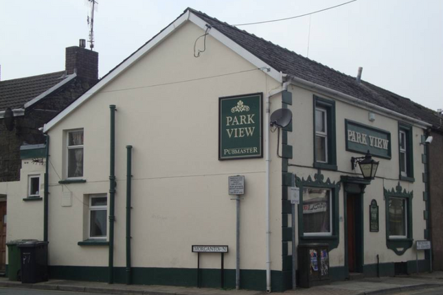 Thumbnail Pub/bar for sale in Freehold Brecon Road, Morgantown, Merthyr Tydfil