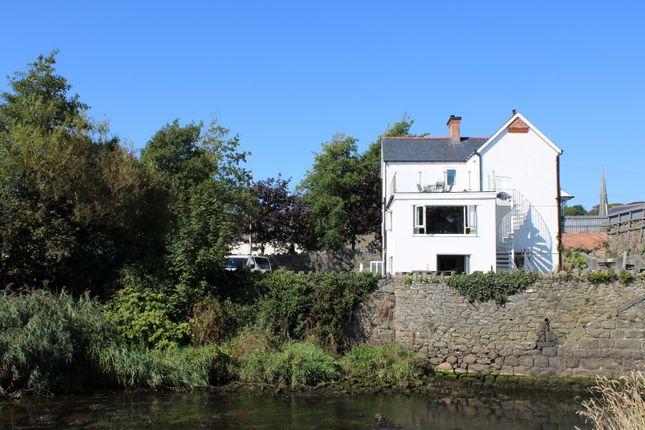 Thumbnail Detached house for sale in Station Square, Pwllheli, Gwynedd