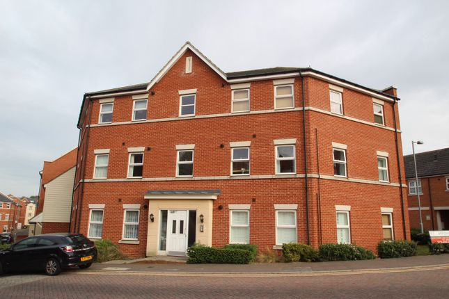 Thumbnail Flat for sale in Meridian Rise, Ipswich