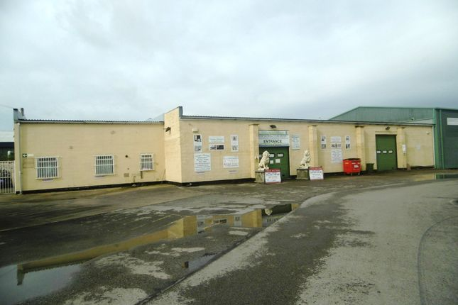 Thumbnail Industrial to let in Unit E, Hillcroft Business Park, Whisby Road, Lincoln