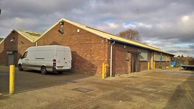 Thumbnail Light industrial to let in 23A Thames Road, Barking