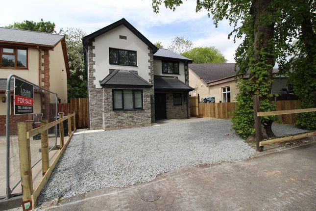 Thumbnail Detached house for sale in Church Street, Tredegar