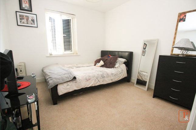 Bedroom of Chapman Place, Colchester, Essex CO4