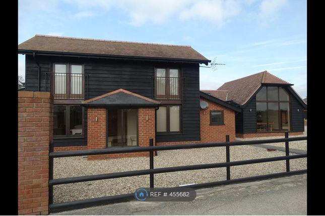 Thumbnail Detached house to rent in Ramley Farm, Lymington