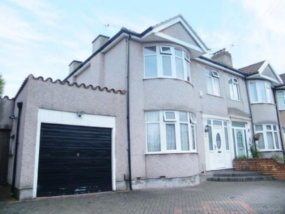 Thumbnail Semi-detached house for sale in Dalkeith Avenue, Kingswood, Bristol