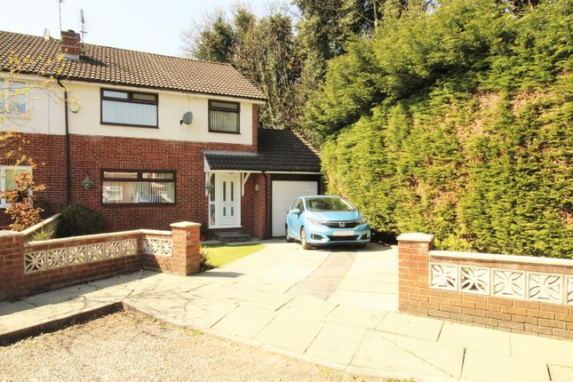 Thumbnail Semi-detached house for sale in Lunesdale Avenue, Aintree, Liverpool