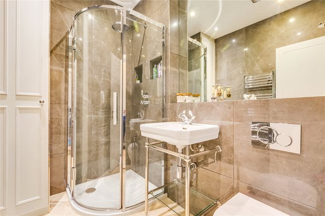Shower Room of Philbeach Gardens, Earls Court, London SW5