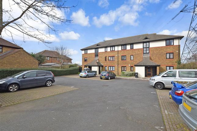 Thumbnail Flat for sale in Morgan Drive, Greenhithe, Kent