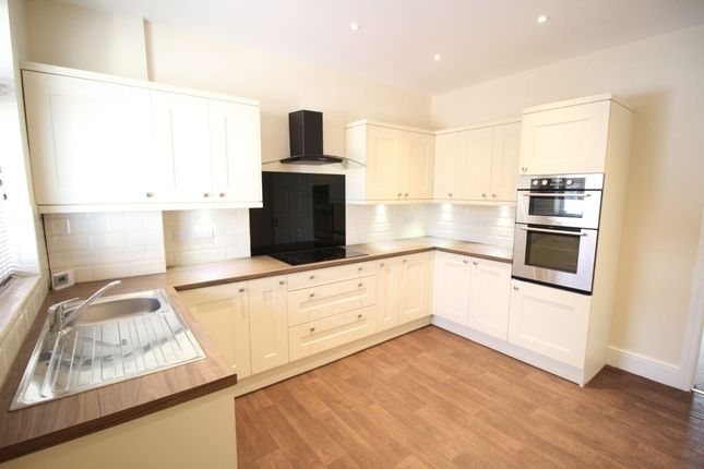 Thumbnail Terraced house to rent in Pickersgill Street, Ossett