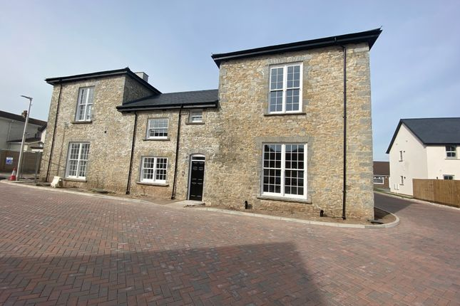 Thumbnail Flat for sale in Tathan Hall, Rectory Drive, St Athan