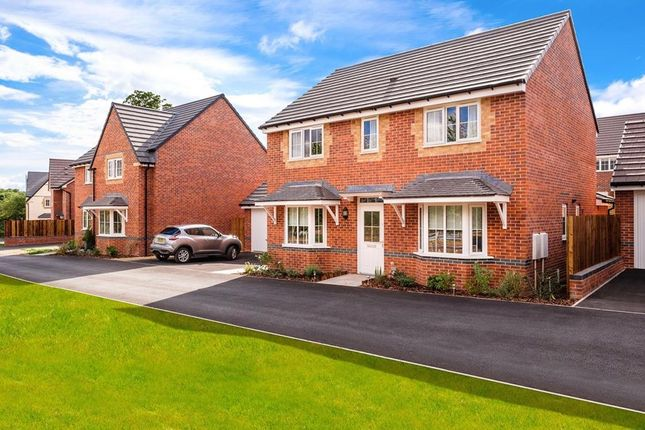 "Thumbnail Detached house for sale in ""Thame"" at Squinter Pip Way, Bowbrook, Shrewsbury"